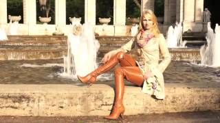 getlinkyoutube.com-Crotch High Boots in Brown