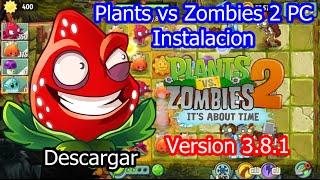 getlinkyoutube.com-Descargar plants vs zombies 2 para pc - instalación versión 3.8.1