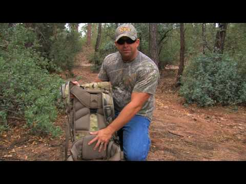 Eberlestock FAC Track Pack Review in HD