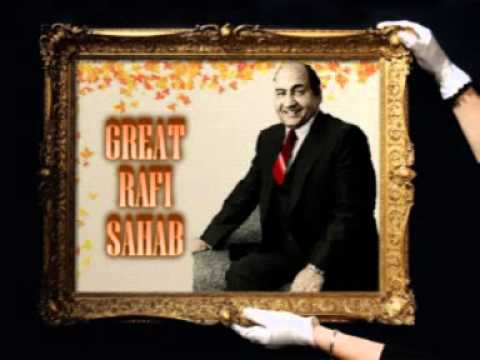MOHD RAFI = JIS RANG RAKHEY PARBHU USI RANG REHNA= VERY VERY RARE SONG FT ON YT
