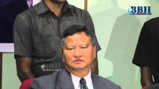 H S Brahma Chief Election Commissioner of India Talks About Aadhaar Card