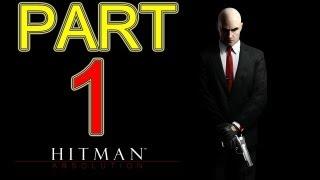 getlinkyoutube.com-Hitman Absolution walkthrough - part 1 HD Stealth gameplay walkthrough by a PRO player PC XBOX 360