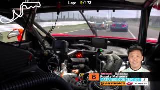 getlinkyoutube.com-SUPER GT 2014 ONBOARD Rd6 Suzuka 1000km 1/3