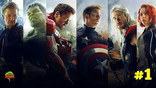Minang Kocak Versi Avengers Part 1