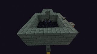 getlinkyoutube.com-[Broken in 1.8] Fully Automatic Obsidian Farm [8000 Obsidian/hr | 100% Safe | Extremely Simple]
