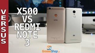 getlinkyoutube.com-Xiaomi RedMi Note 3 VS Letv 1S X500 - Grossoshop