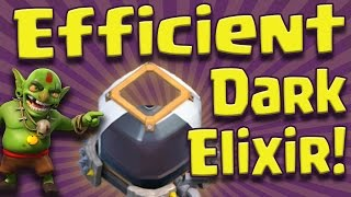 getlinkyoutube.com-Clash of Clans: Most Efficient Dark Elixir Farming Strategy - Lets Max TH8! #6