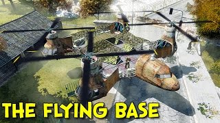 getlinkyoutube.com-THE FLYING BASE! - Arma 2: DayZ Mod - Ep.49