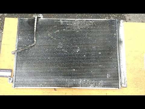 Радиатор кондиционера Mercedes A2045000654 A2045000254