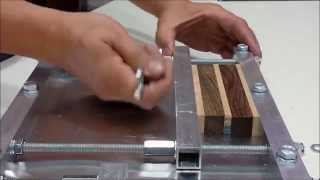 getlinkyoutube.com-prensa casera para madera