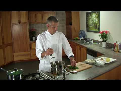 Healthy  Vegetarian Cooking Class Part 4