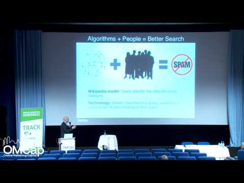 Stephen Burns - Blekko: The spam-free search engine - OMCap 2012