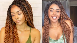 getlinkyoutube.com-Marley Twist Style in Less Than 10 Minutes