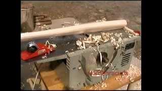 getlinkyoutube.com-Изготовление топорища. Топор колун. (axe, ax, hatchet, cleaver)