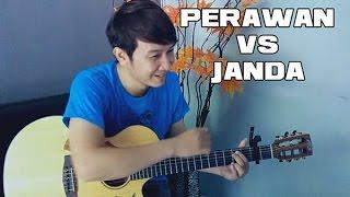 getlinkyoutube.com-(Cita Citata) Perawan Atau Janda - Nathan Fingerstyle | Guitar Cover