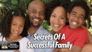 Secrets Of A Successful Family