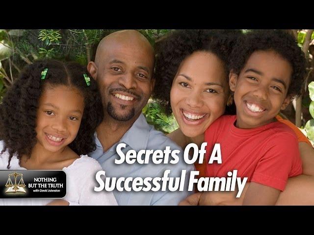Secrets Of A Successful Family