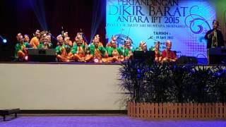 getlinkyoutube.com-Johan Dikir Barat IPT 2015 - UPSI