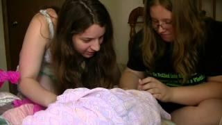 getlinkyoutube.com-Bean Baby Reborn Zombie Box Opening!