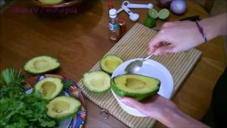 getlinkyoutube.com-Guacamole con sabor!