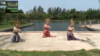 getlinkyoutube.com-ฟ้าหยาด - Fah Yard (Apsara Dance)