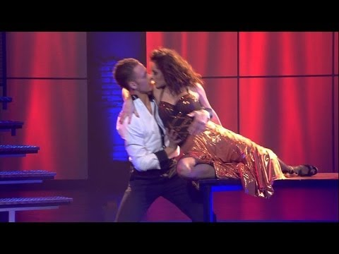 Tamara en Danny stralen pure seks uit  | So You Think You Can Dance | VTM |