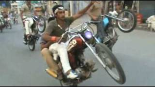 getlinkyoutube.com-Pakistani Sialkoti Wheelers!!!