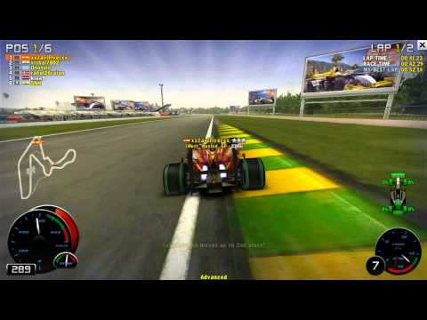 Superstar Racing - GP India Keys 2012