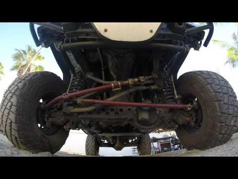 Steering problem