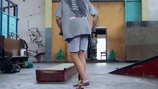 getlinkyoutube.com-1. Marc's Radladen Scooter Competition 2014