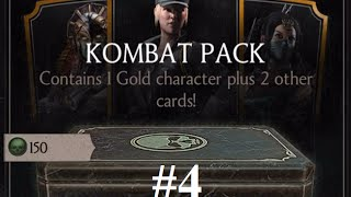 getlinkyoutube.com-(60FPS)Mortal Kombat X iOS - Kombat Pack #4