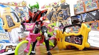 getlinkyoutube.com-チャンバラゲーマにスポーツゲーマ!ドラゴン型のガシャットも発売!大量買いしながら開封レビュー!