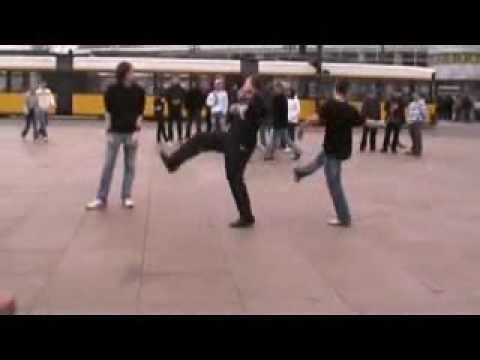 Jumpstyle-Germany Treff in Berlin Teil 1