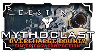 getlinkyoutube.com-Destiny - Vex Mythoclast DESTROYS the Overcharge Bounty