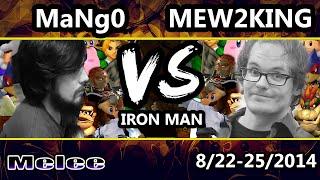 getlinkyoutube.com-SmashTheRecord - Mew2King Vs. Mango - Iron Man 1