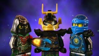 getlinkyoutube.com-LEGO NINJAGO - RISE OF THE VERMILLION PART 4 - SAMURAI X
