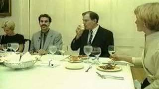 Borat's guide to etiquettes