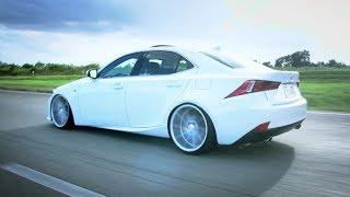 getlinkyoutube.com-2014 Lexus IS250 F-Sport | Vossen CVT Directional Wheels | Rims