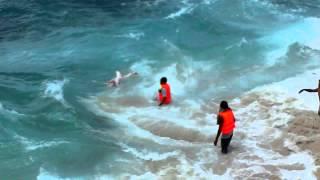 penemuan mayat di pantai pacitan