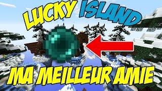 getlinkyoutube.com-[Minecraft] Lucky Island- L'ENDERPEARL MAGIQUE !!
