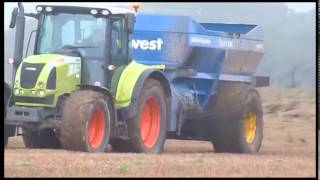 Harry West (prees) Ltd Dual Spreader