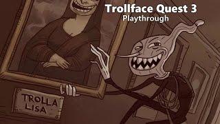 getlinkyoutube.com-Trollface Quest 3 - Walkthrough