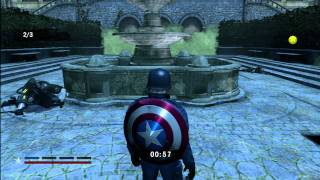 getlinkyoutube.com-Captain America Super Soldier Challenge 9 The St. Vitus Dance - Gold Medal