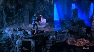 Mortal Kombat - Liu Kang vs Smoke (HD)