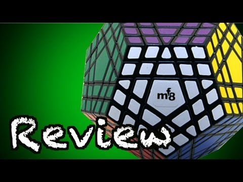 MF8 Gigaminx Review