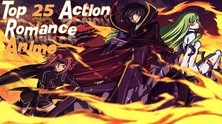 getlinkyoutube.com-Top 25 Action Romance Anime
