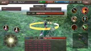 getlinkyoutube.com-Iruna Online - Sword Tempest (Gladiator Skill)