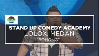 "getlinkyoutube.com-""Bohong"" - Lolox, Medan (Stand Up Comedy Academy 7 Besar)"
