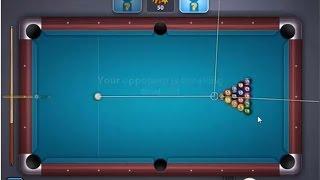 getlinkyoutube.com-8ball pool long line new hack-هكر لعبه 8 بول تطويل السهم الجديد 2015
