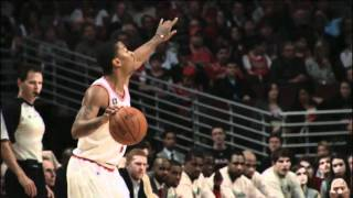 getlinkyoutube.com-Derrick Rose Mix - It's My Time